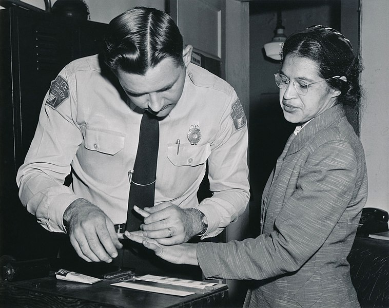 The Myths Surrounding Rosa Parks and the Montgomery Bus Boycott